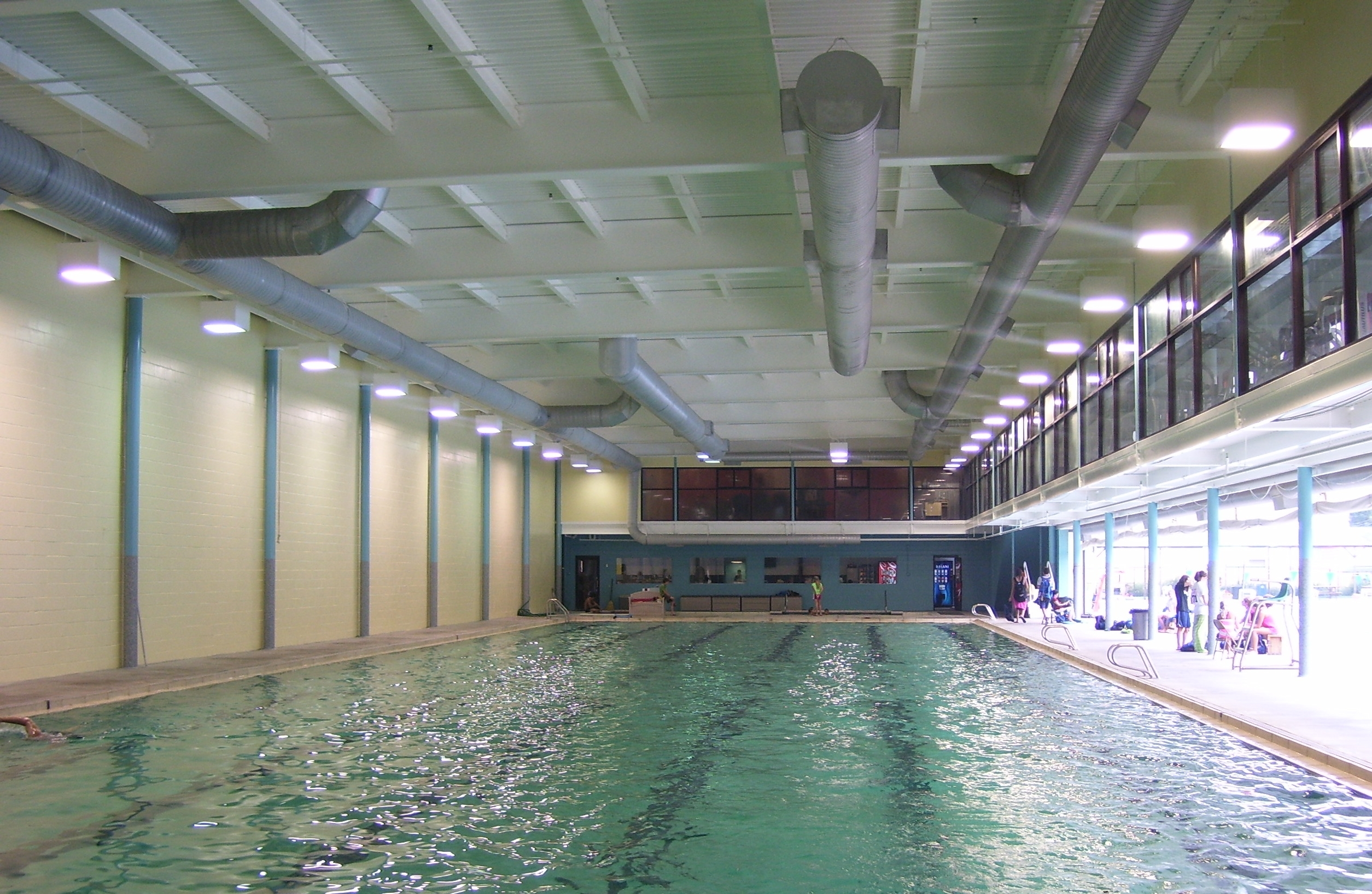Featured Project: Meadowbrook Aquatic Center