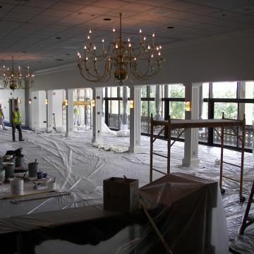 Coating Ball Room