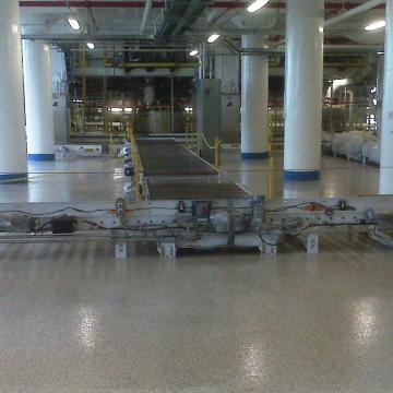Production Area Floor
