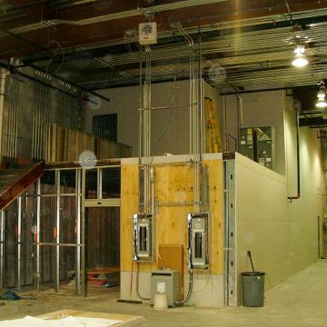 Commercial Warehouse & office Construction