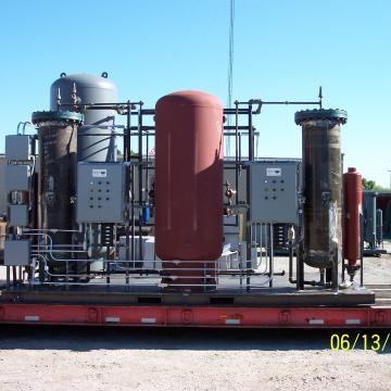 Industrial Air Dryer - Before