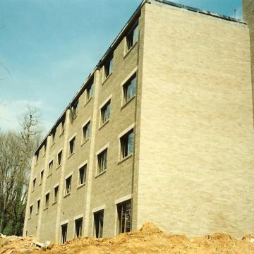 Expansion of elderly care facility near construction completion
