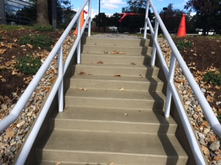 Exterior Stair Safety Improvements