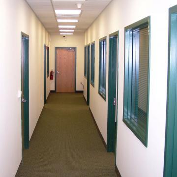 Code compliant tenant buildout